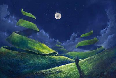 Painting - Matters End by Vincent Carrozza