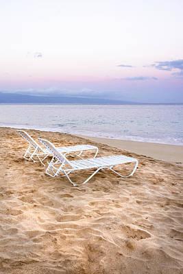 Maui Morning - Kihei Beach Sunrise - Hawaii Print by Brian Harig