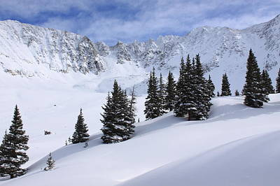 Summit County Colorado Photograph - Mayflower Gulch by Eric Glaser