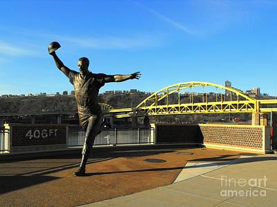 Mazeroski Photograph - Maz Again In 2011 by Spencer McKain