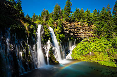 Waterfall Photograph - Mcarthur Burney Falls by Scott McGuire