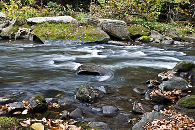 Landscape Photograph - Mcconnells Mills Rocks 2 by Pittsburgh Photo Company