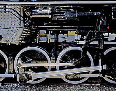 Mechanical Advantage Print by Cheri Randolph