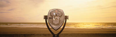 Mechanical Viewer, Pacific Ocean Print by Panoramic Images