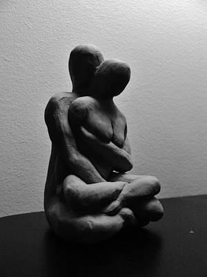 Meditations Print by Barbara St Jean