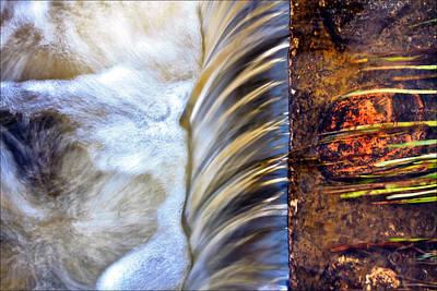 Solitude Photograph - Zen Weir by EXparte SE