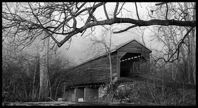 David E Lester Photograph - Meems Bottom Bridge 9 by David Lester