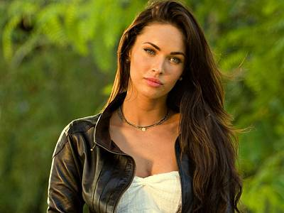 Cabin Wall Photograph - Megan Fox  by Movie Poster Prints
