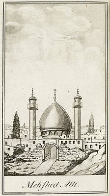 Abbott Photograph - Mehfhed Alli Mosque by British Library