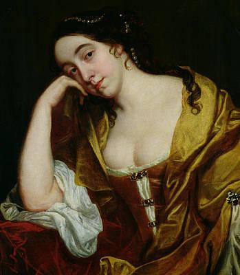 Unhappy Painting - Melancholy by Jacob van Loo