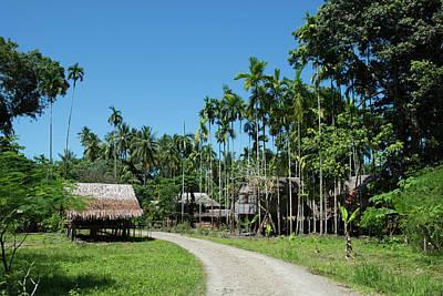 Papua New Guinea Photograph - Melanesia, Papua New Guinea, Fergusson by Cindy Miller Hopkins