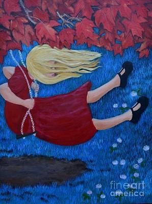 Swing Painting - Melissa by Leandria Goodman