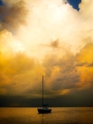 Thunderhead Photograph - Mellow Dreams by Karen Wiles