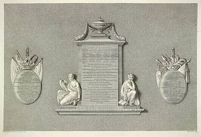 Erect Photograph - Memorial by British Library