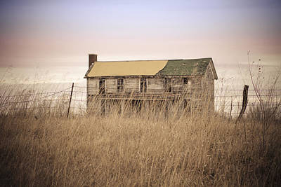 Abandoned Photograph - Memories Of Home 2 by Angie Harris