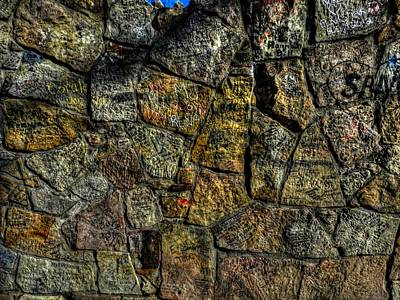 Rock And Roll Photograph - Memphis - Graceland 002 by Lance Vaughn