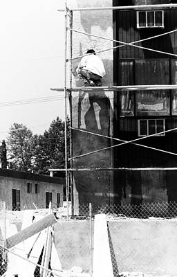 Men At Work Original by Karl Rose