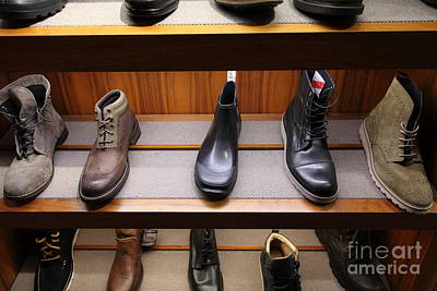 Men Shoe Photograph - Men's Shoes - 5d20645 by Wingsdomain Art and Photography