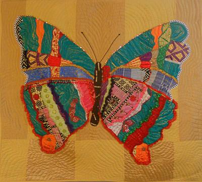Metamorphosis Print by Aisha Lumumba
