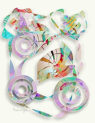Metamorphosis Print by Gayle Odsather
