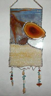 Meteor Splash Original by Nora Solomon