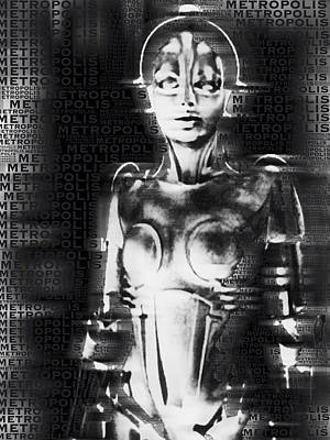 Metropolis The Movie Original by Tony Rubino