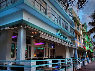Miami Photograph - Miami - Deco District 006 by Lance Vaughn