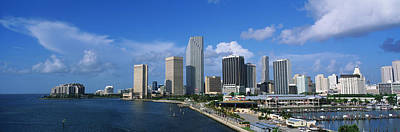 On Location Photograph - Miami Fl by Panoramic Images