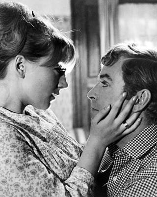 Movies Photograph - Michael Caine In Alfie  by Silver Screen