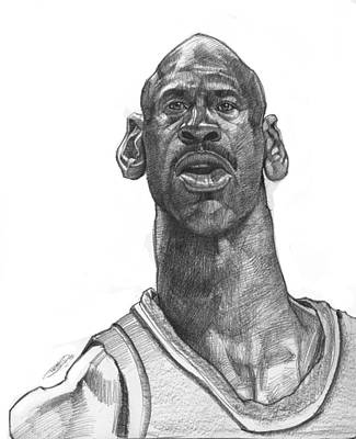 Michael Jordan Original by Sri Priyatham