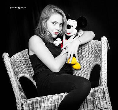 Mickey's Protection Original by Stwayne Keubrick