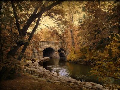Midland Bridge Print by Jessica Jenney