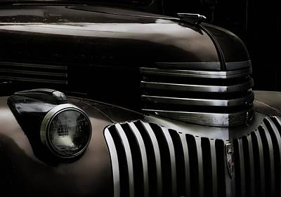 Midnight Grille Print by Ken Smith