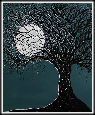 Midnight Print by Madison Frasier