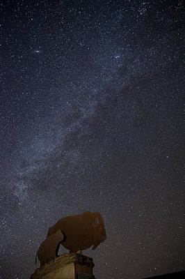 Milky Way  Print by Melany Sarafis