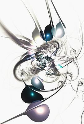 Gift Digital Art - Mimic by Anastasiya Malakhova