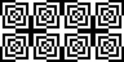Op-art Digital Art - Mind Games 14 by Mike McGlothlen