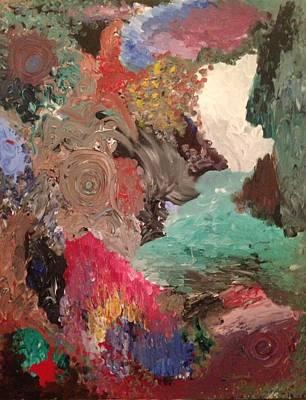 Mind In Rare Form Original by Edward Paul