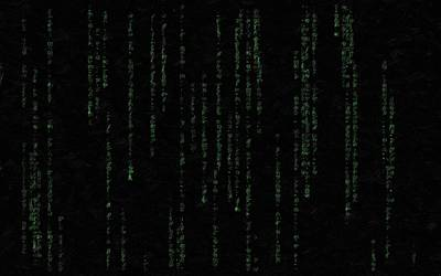Mind Painting - Mind Of The Matrix by Florian Rodarte