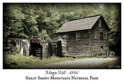 Mingus Mill - Color Poster Print by Stephen Stookey