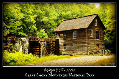 Mingus Mill -- Poster Print by Stephen Stookey
