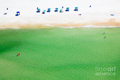 Photograph - Miniature Panama City Beach Florida by Christy Woodrow