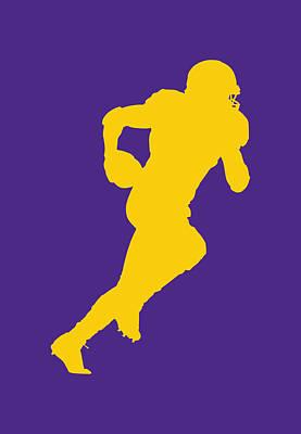 Peterson Photograph - Minnesota Vikings Adrian Peterson by Joe Hamilton