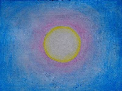 Miraculous Drawing - Miracle Of The Sun by Darcie Cristello