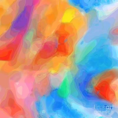 Digital Art - Miracles by D Perry
