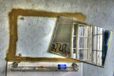 Mirror Photograph - Mirror by Ivan Slosar