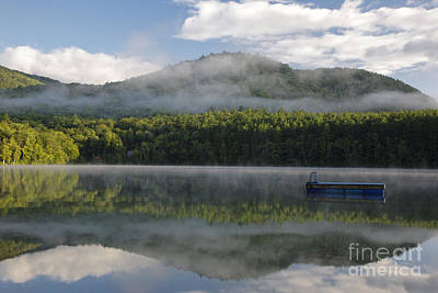 Mirror Lake - Woodstock New Hampshire Usa Print by Erin Paul Donovan