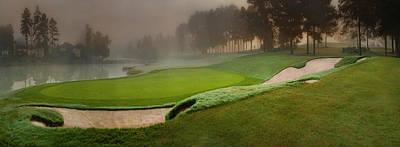 Golf Photograph - Mirror Lake #7 by Clayton Brandenburg