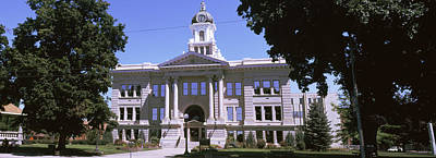 Missoula County Courthouse, Missoula Print by Panoramic Images