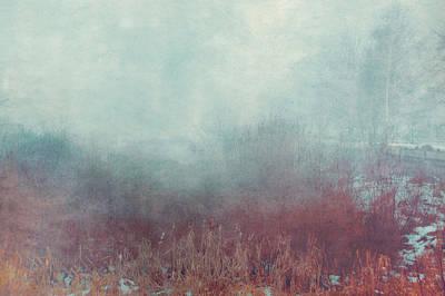 Mist 548 Print by Violet Gray